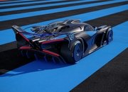 The Bugatti Bolide is a Lightweight, Ludicrous, 1,800+ Horsepower Track Weapon - image 944601