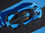 The Bugatti Bolide is a Lightweight, Ludicrous, 1,800+ Horsepower Track Weapon - image 944602