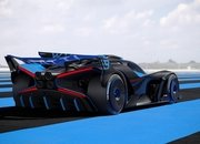 The Bugatti Bolide is a Lightweight, Ludicrous, 1,800+ Horsepower Track Weapon - image 944604