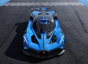 The Bugatti Bolide is a Lightweight, Ludicrous, 1,800+ Horsepower Track Weapon - image 944606