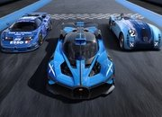 The Bugatti Bolide is a Lightweight, Ludicrous, 1,800+ Horsepower Track Weapon - image 944574