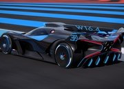 The Bugatti Bolide is a Lightweight, Ludicrous, 1,800+ Horsepower Track Weapon - image 944571