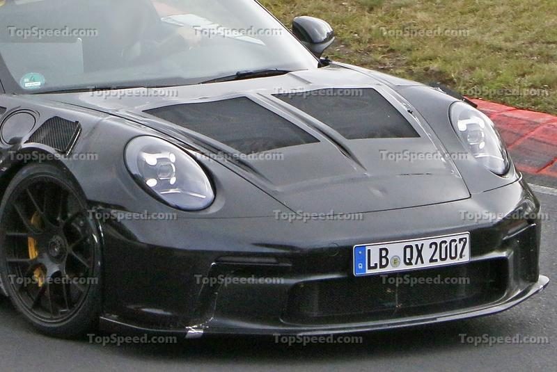 You Have To See These Photos of the 2022 Porsche 911 GT3 RS