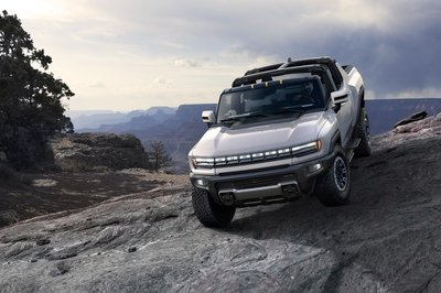 The 2021 Hummer EV Pickup - Nearly 200 Accessories At Launch