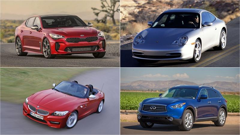 9 Attractive Cars That Won't Break the Bank
