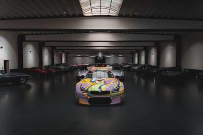 A New BMW Art Car Will Turn Heads In This Year's 24 Hours of Spa