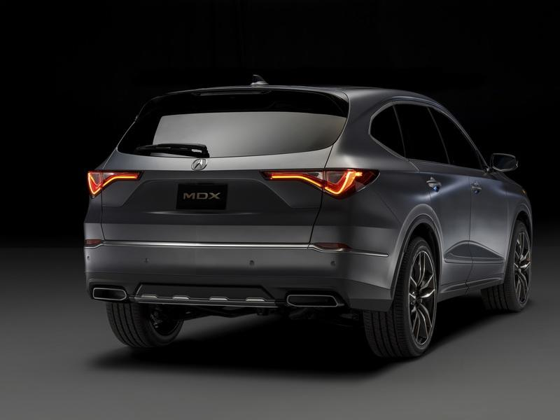 Acura MDX Prototype - The Future of Acura Has Arrived