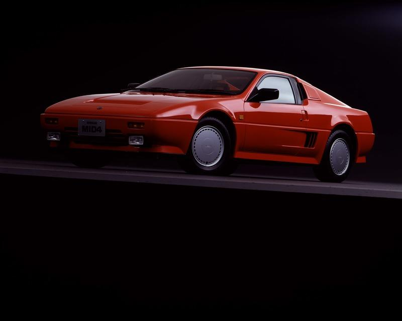 Alternate Timeline: The Nissan MID4 Concepts Could Have Humbled The Acura NSX - image 943887