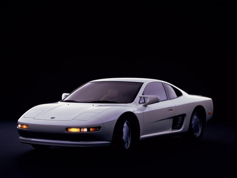 Alternate Timeline: The Nissan MID4 Concepts Could Have Humbled The Acura NSX