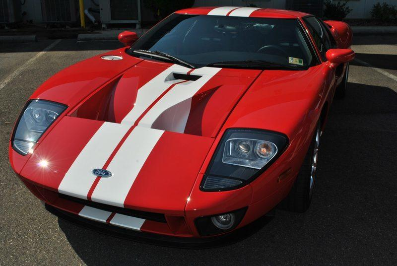 Amazing Car for Sale: 2005 Ford GT