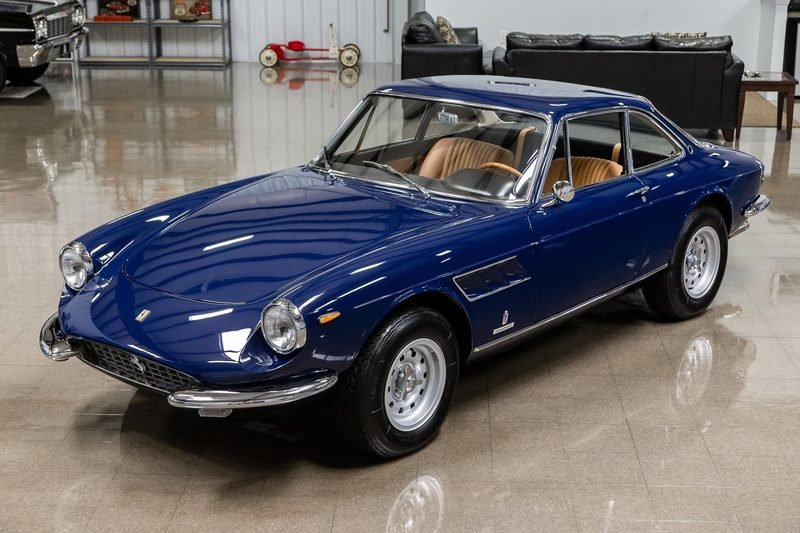 Amazing Car for Sale: 1966 Ferrari 330 GTC