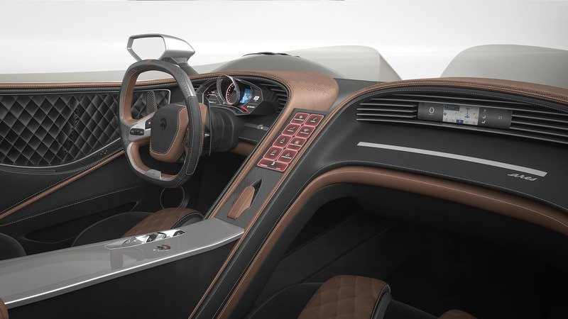 Ares Design Looks To Fix All That's Wrong with the 2020 Chevy C8 Corvette Interior - image 944669