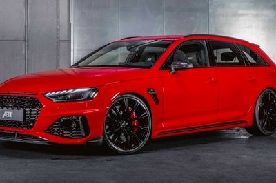 2021 Audi RS4-S Avant By ABT - image 938906