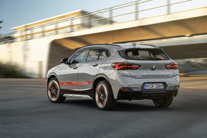 2021 BMW X2 Mesh Edition Exterior - image 942701
