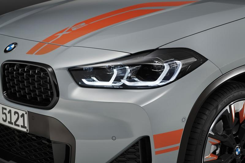 2021 BMW X2 Mesh Edition Exterior - image 942722