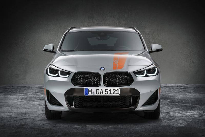 2021 BMW X2 Mesh Edition Exterior - image 942727