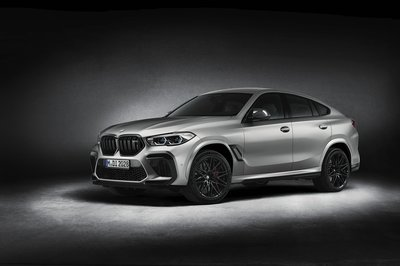 The BMW X5 M and X6 M Competition First Edition Are Too Exclusive For You