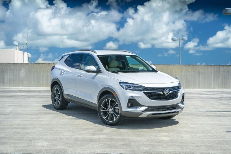 2020 Buick Encore GX - Driven Exterior - image 941061