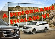 Cadillac Could Build a High-Performance Escalade-V, Not That The World Needs It - image 940593