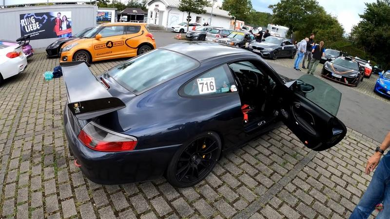 Can You Believe That This Porsche 996 911 GT3 Has Been Driven Almost 300,000 KM?