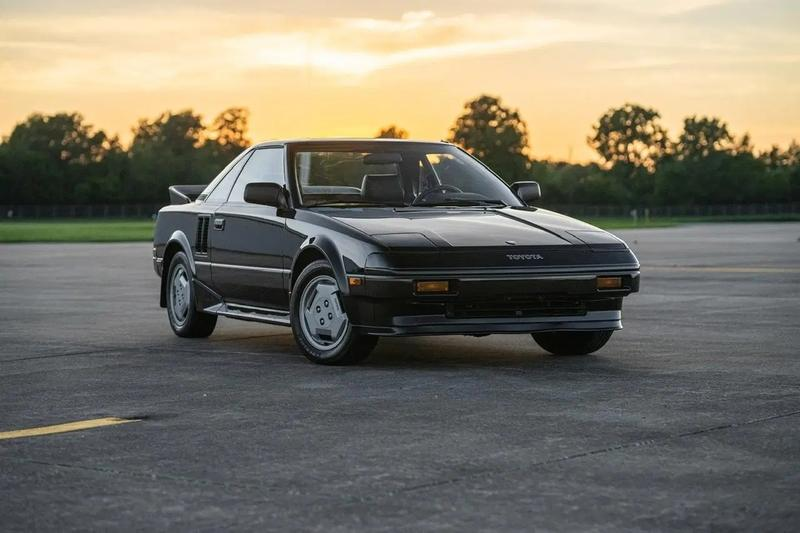Car for Sale: Unbelievable, Must-See 1986 Toyota MR2
