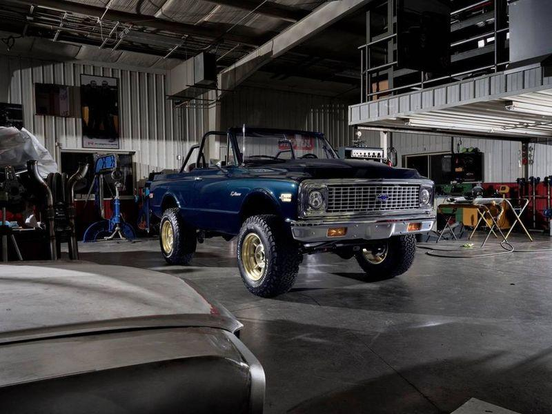 Check Out The Ringbrothers Chevy K5 Blazer Built For Rapper Future