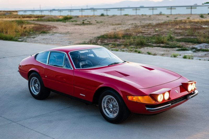Cool Car For Sale: 1972 Ferrari 365 GTB/4 Daytona Berlinetta