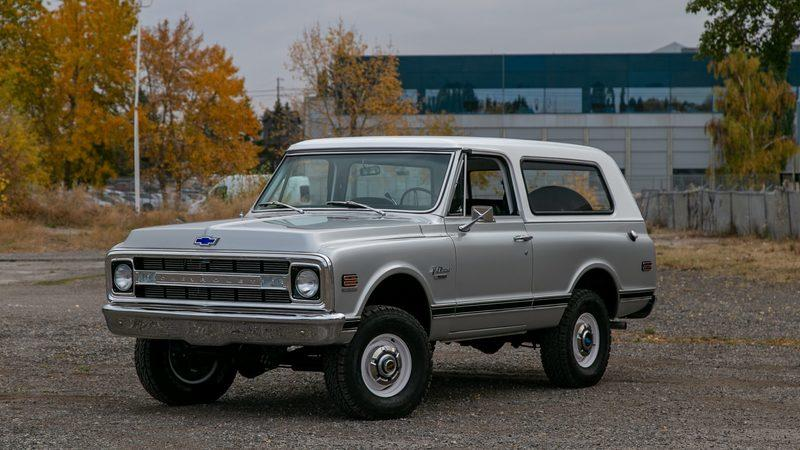 Cool Car For Sale: LS3-Powered 1970 Chevrolet K5 Blazer