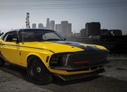 CD Projekt Has Brought Cyberpunk 2077's '70s Ford Mustang to Life - image 939283