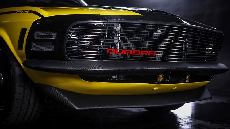 CD Projekt Has Brought Cyberpunk 2077's '70s Ford Mustang to Life - image 939285