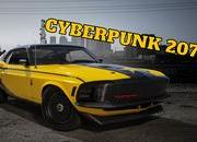 CD Projekt Has Brought Cyberpunk 2077's '70s Ford Mustang to Life - image 939293
