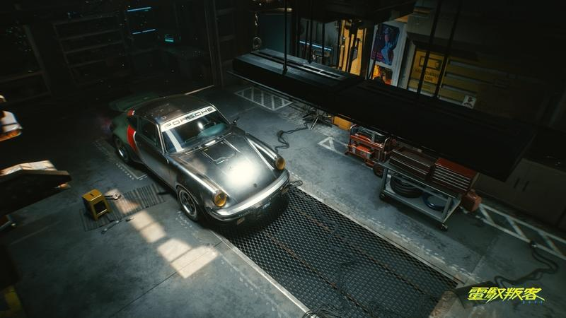 This 1977 930-Gen Porsche 911 Turbo Is The Only Real Car In Cyberpunk 2077