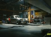 This 1977 930-Gen Porsche 911 Turbo Is The Only Real Car In Cyberpunk 2077 - image 941996
