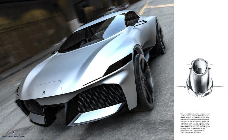 Does This Rendering Accurately Predict Pininfarina's Future?