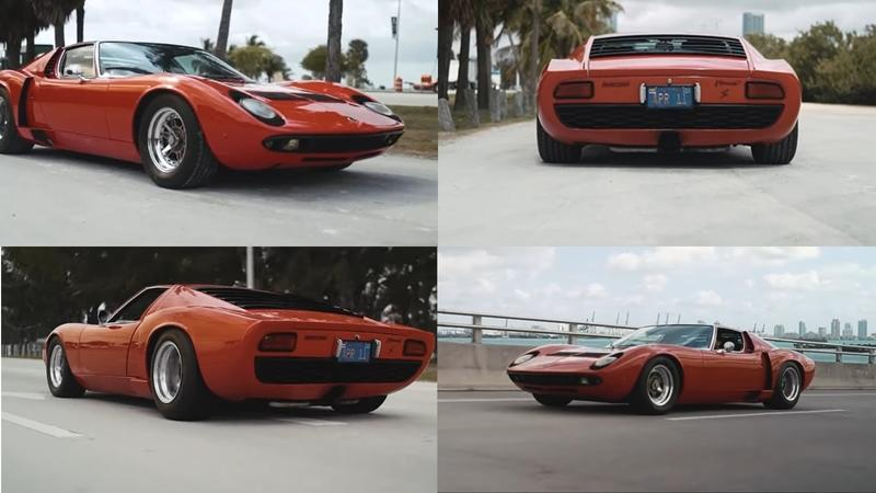 Eddie van Halen Once Owned The Coolest Lamborghini Miura In The World