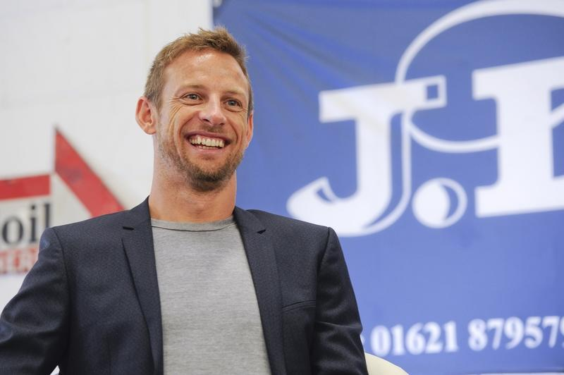 F1 Champion Jenson Button Will Make His British GT Debut at Silverstone Finale - image 942820