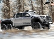 You Must Drive the Hennessey Velociraptor 6x6 in Forza Horizon 4 - image 942287