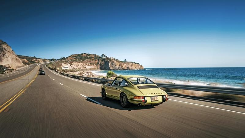 Hollywood's Hottest Precision Driver Has a Love Affair With Porsche