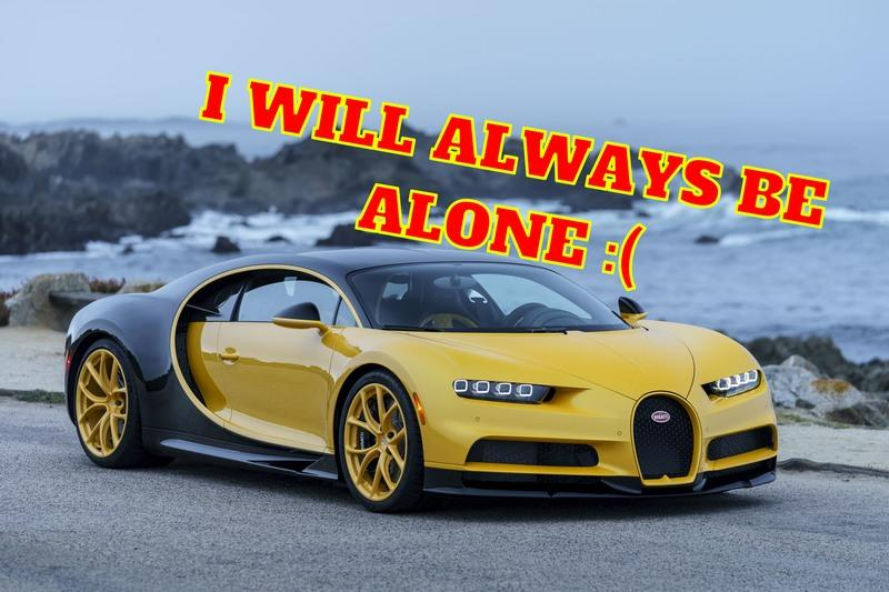 Hope For A Second Bugatti Model Is All But Lost