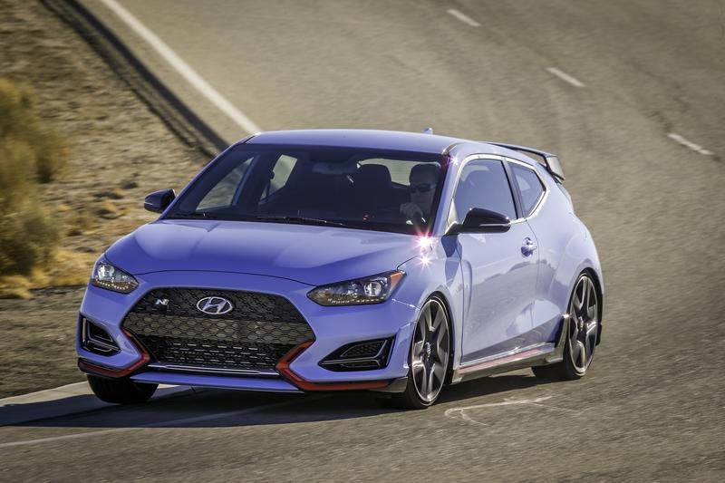 Hyundai May Have Just Priced the Veloster N Out of Relevance