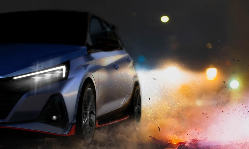 Hyundai Takes Aim at the Ford Fiesta ST and Volkswagen Polo GTI