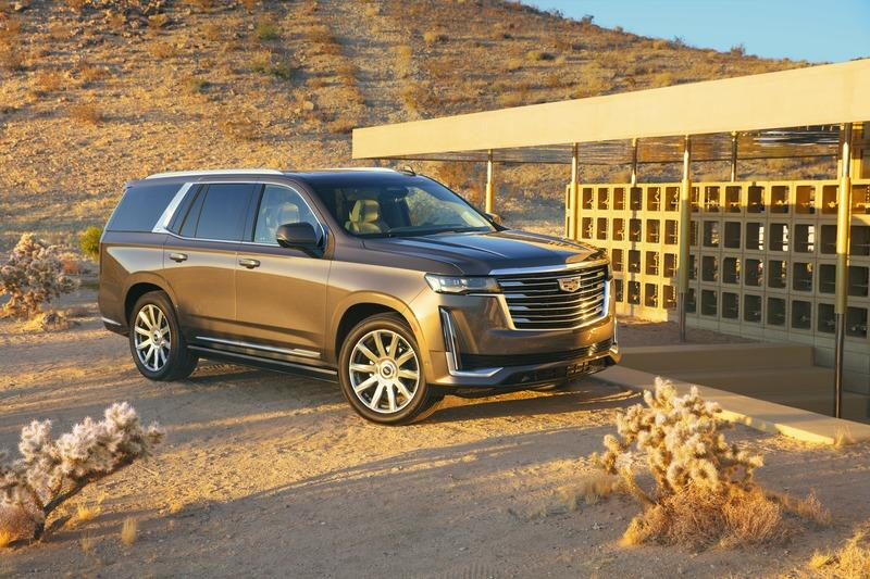 Inspector Gadget Style: Every Gizmo In the 2021 Cadillac Escalade, Detailed