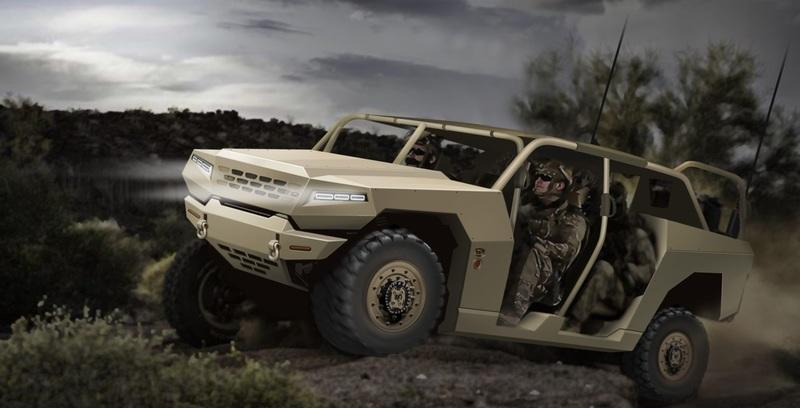 Kia Is Doubling Down On Military Vehicles And We're Intrigued