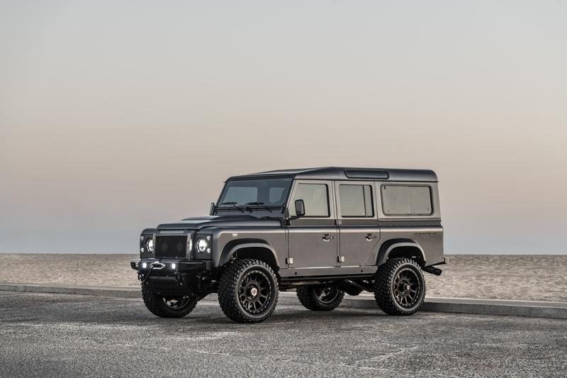 2020 Land Rover Defender By Himalaya