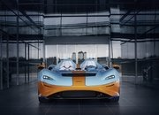 The McLaren Elva Gulf Theme by MSO Showed Up At Goodwood SpeedWeek - image 941964
