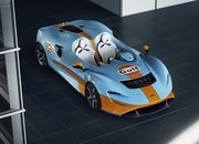 The McLaren Elva Gulf Theme by MSO Showed Up At Goodwood SpeedWeek - image 941966