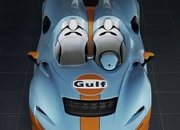 The McLaren Elva Gulf Theme by MSO Showed Up At Goodwood SpeedWeek - image 941967