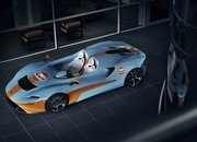 The McLaren Elva Gulf Theme by MSO Showed Up At Goodwood SpeedWeek - image 941968