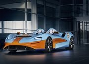 The McLaren Elva Gulf Theme by MSO Showed Up At Goodwood SpeedWeek - image 941969