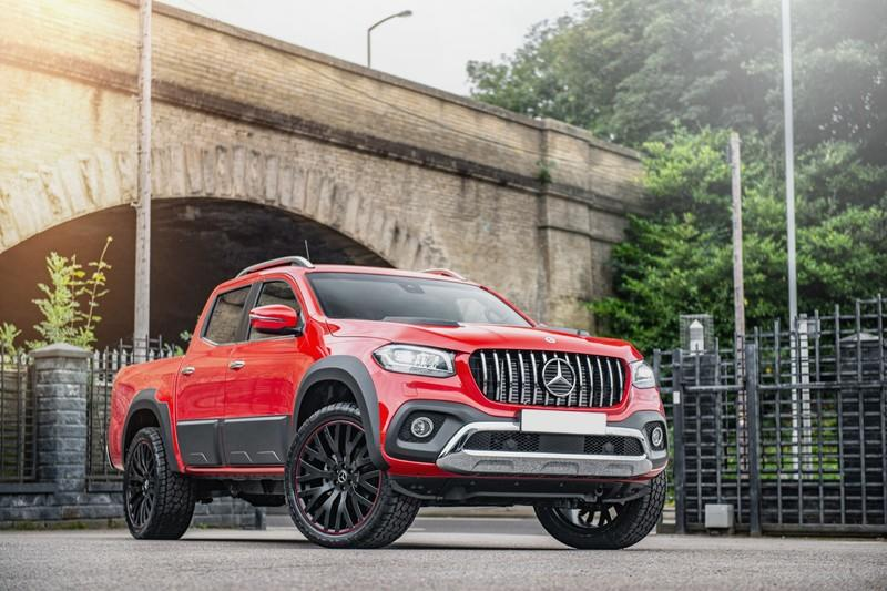 2020 Mercedes-Benz X-Class By Kahn Automobiles